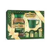 Промонабор: Кофе растворимый JACOBS MONARCH (Якобс Монарх), сублимированный, чашка в подарок, 95 г, мягкая упаковка