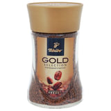 Кофе растворимый TCHIBO «Gold selection», сублимированный, 95 г, стеклянная банка