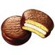 Печенье LOTTE «Choco Pie Banana» (Чоко Пай Банан), глазированное, 336 г, 12 шт. х 28 г