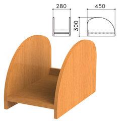 Подставка под системный блок «Фея», цвет орех милан, ПФ11.5