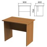 Стол письменный «Монолит», 900×600×750 мм, цвет орех гварнери, СМ19.3