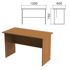 Стол письменный «Монолит», 1200×600×750 мм, цвет орех гварнери, СМ21.3