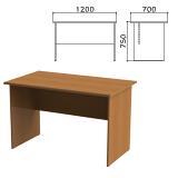 Стол письменный «Монолит», 1200×700×750 мм, цвет орех гварнери, СМ1.3