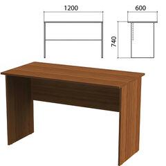 Стол письменный «Эко», 1200×600×740 мм, орех
