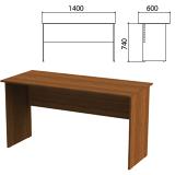 Стол письменный «Эко», 1400×600×740 мм, орех