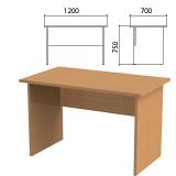 Стол письменный «Этюд», 1200×700×750 мм, бук бавария