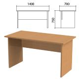 Стол письменный «Этюд», 1400×700×750 мм, бук бавария