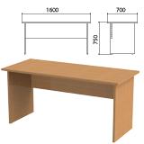 Стол письменный «Этюд», 1600×700×750 мм, бук бавария