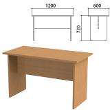 Стол приставной «Этюд», 1200×600×720 мм, бук бавария
