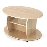 Стол журнальный «Модерн», 960×650×565 мм, цвет шамони светлый