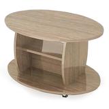 Стол журнальный «Модерн», 960×650×565 мм, цвет шамони темный