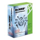 ��������� DR. WEB ������ ������, 5 ��, 1 ���, ����