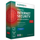 ��������� KASPERSKY «Internet Security», �������� �� 2 ����������, 1 ���, ����