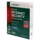 Антивирус KASPERSKY «Internet Security», лицензия на 2 устройства, 1 год, продление, бокс