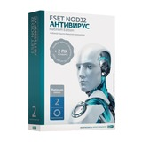 Антивирус ESET NOD32 «Platinum Edition», 3 ПК, 2 года, бокс