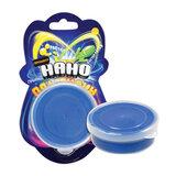 Игрушка релаксирующая Nano-Пластилин, светящаяся, синяя