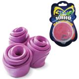 Игрушка релаксирующая Nano-Пластилин «METALIK», рубиновая