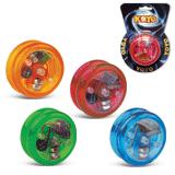 Игрушка развивающая «Yo-Yo Konbo», flash, светящаяся, 4 цвета ассорти