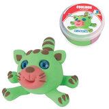 Игрушка развивающая «Чудо-пластилин Скульптор», котенок, 40 г, фурнитура в комплекте