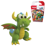 Игрушка развивающая «Чудо-пластилин Скульптор», дракон, 2×11 г, 1×66 г, фурнитура в комплекте
