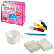 Набор для творчества ЛУЧ изготовление мыла «Love»: мыльная основа, красители пищевые, стакан, 3 формы, стек