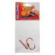 Свисток ПРЕСТИЖ «Юный судья», с наручным браслетом, в упаковке, цвет ассорти