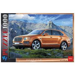 Пазл STANDARD, 1000 элементов, А2, «ELITE CAR», 450×680 мм, 1000ПЗ2 15102