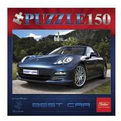 Пазл STANDARD, 150 элементов, А4, «Best car», 220×330 мм, 150ПЗ4 06221