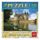 Пазл STANDARD, 150 элементов, А4, «Замок с озером», 220×330 мм, 150ПЗ4 08977