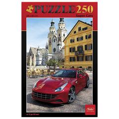 Пазл STANDARD, 250 элементов, А3, «SUPER CARS», 280×400 мм, 250ПЗ3 01020