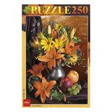 Пазл STANDARD, 250 элементов, А3, «Букет цветов», 280×400 мм, 250ПЗ3 09919