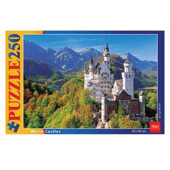 Пазл STANDARD, 250 элементов, А3, «Осенний замок», 280×400 мм, 250ПЗ3 10982