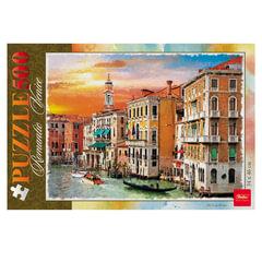 Пазл STANDARD, 500 элементов, А2, «Венеция», 340×460 мм, 500ПЗ2 12714