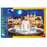 Пазл STANDARD, 500 элементов, А2, «Вечер в Монте-Карло», 340×460 мм, 500ПЗ2 12414