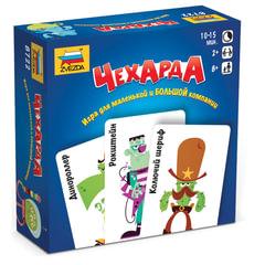 Игра настольная детская карточная «Чехарда», в коробке, ЗВЕЗДА