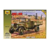 Модель для склеивания АВТО «Автомобиль грузовой советский ЗИС-5В», масштаб 1:35, ЗВЕЗДА, 3529