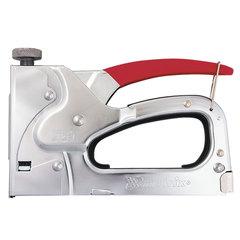 Степлер мебельный MATRIX «MASTER», стальной, универсальный, тип скобы: 36, 140, 300, 500, 6-14 мм, 40901