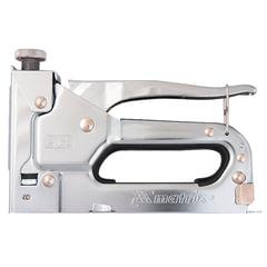 Степлер мебельный MATRIX «MASTER», стальной, регулируемый, тип скобы: 53, 4-14 мм, 40902