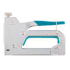 Степлер мебельный GROSS «Handwerker», стальной, регулируемый, тип скобы: 53, 4-14 мм, 41000