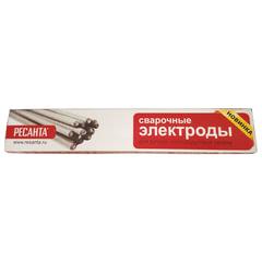 Электроды сварочные МР-3, РЕСАНТА, диаметр 4 мм, пачка 3 кг