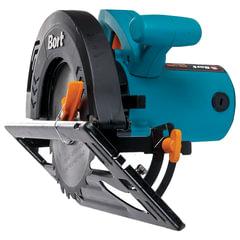 Пила циркулярная, 1250 Вт, 5600 оборотов/<wbr/>мин, диск 185 мм х 20 мм, BORT BHK-185U