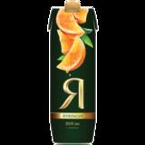 Сок «Я», 0,97 л, апельсиновый, для детского питания