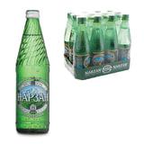 Вода газированная питьевая НАРЗАН, 0,5 л, стеклянная бутылка