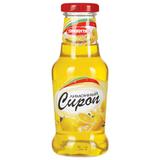 Сироп ПИКАНТА лимонный, 300 г, стеклянная бутылка