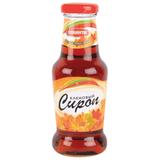 Сироп ПИКАНТА кленовый, 300 г, стеклянная бутылка