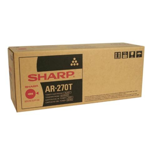 Тонер-картридж SHARP (AR-270T) ARM235/236/275/276, оригинальный, ресурс 25000 стр.