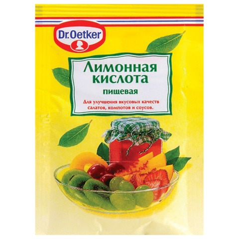Лимонная кислота, 50 г