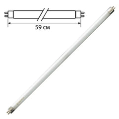 Лампа люминесцентная OSRAM CM L18/<wbr/>840 PLUS ECO, 18 Вт, цоколь G13, в виде трубки, длина 59 см