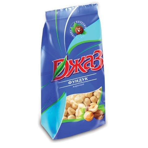 Орехи фундук ДЖАЗ, жареные, 300 г