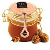 Мёд-суфле PERONI HONEY (Перони хани) «Грецкий орешек», 250 мл, стекло